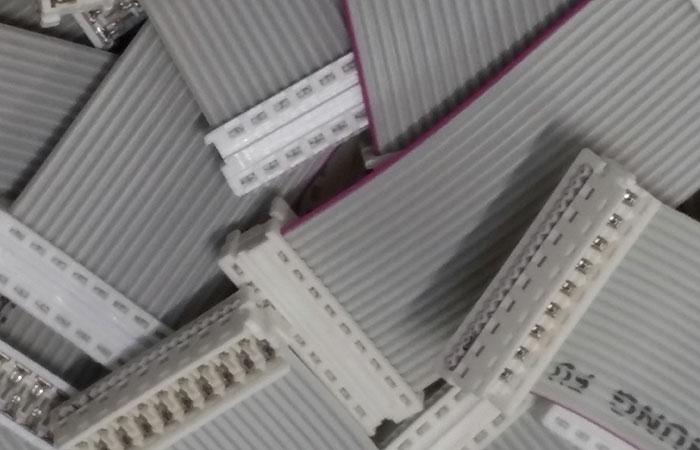 CAVI FLAT SEGNALI CPU AMPLIFICATORE - ASSCAB
